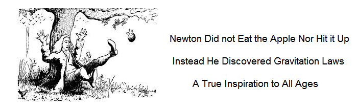 Newton The Genius