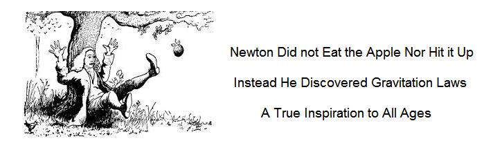 Newton The Genius