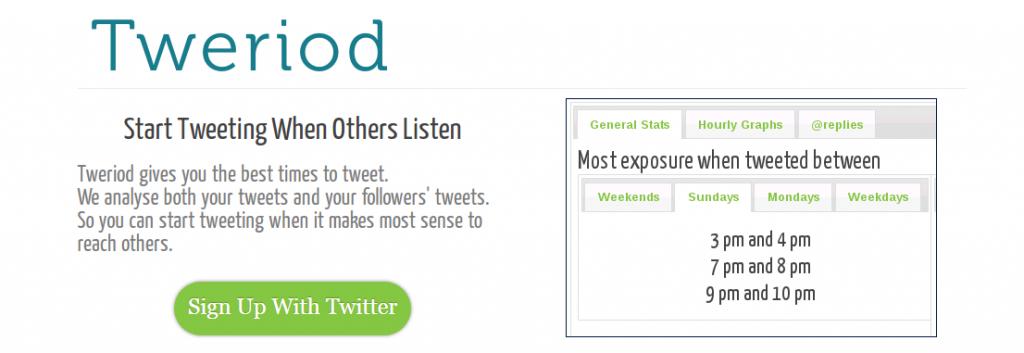 content marketing through tweets